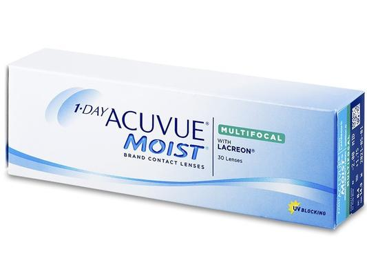 1 Day Acuvue Moist Multifocal - 30 lenti