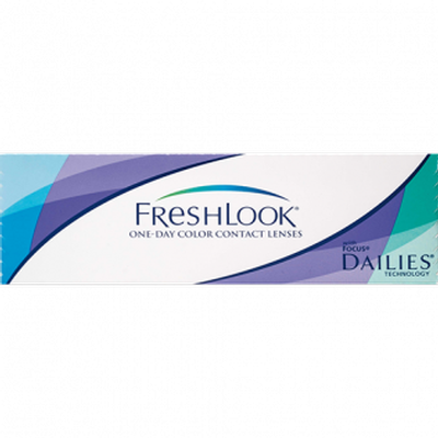 Freshlook 1 Day Color - 10 lenti